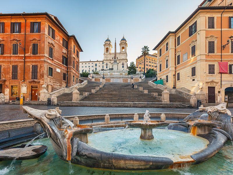 Экскурсия Ежедневная прогулка по Риму