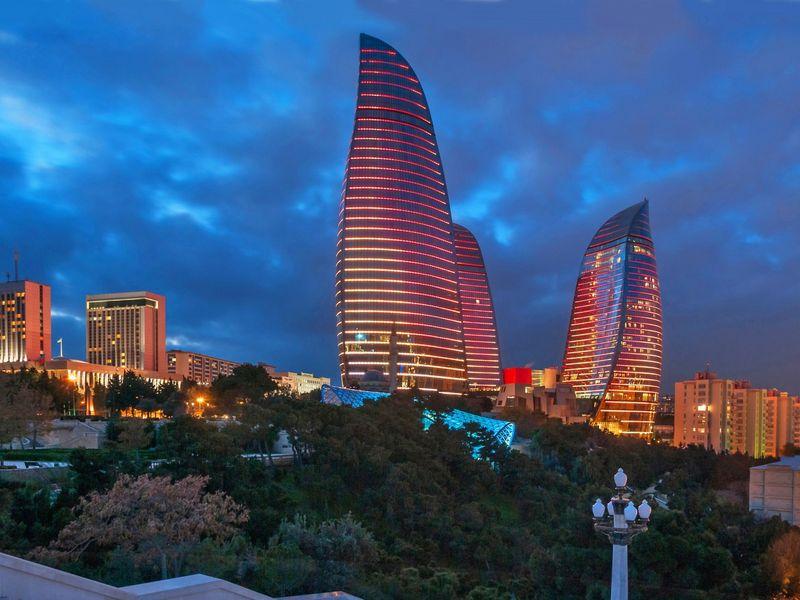 Авиабилеты из Казани в Баку