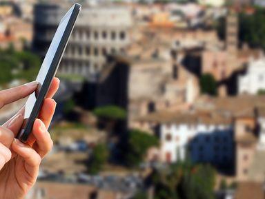 Экскурсия : Рим по скайпу