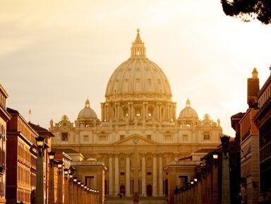 По музеям Ватикана с историком искусств в мини-группе