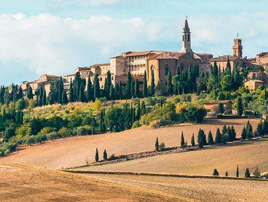 Пьенца— идеальный город Возрождения