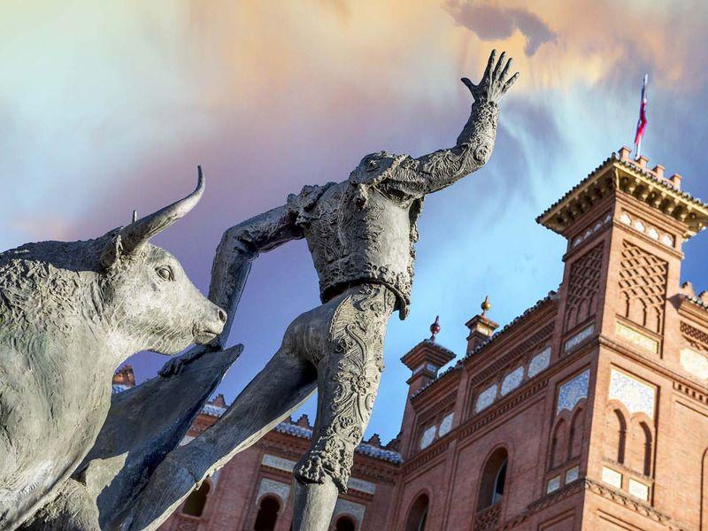 Экскурсия Мадрид, амиго! (трансфер + обзорная экскурсия)