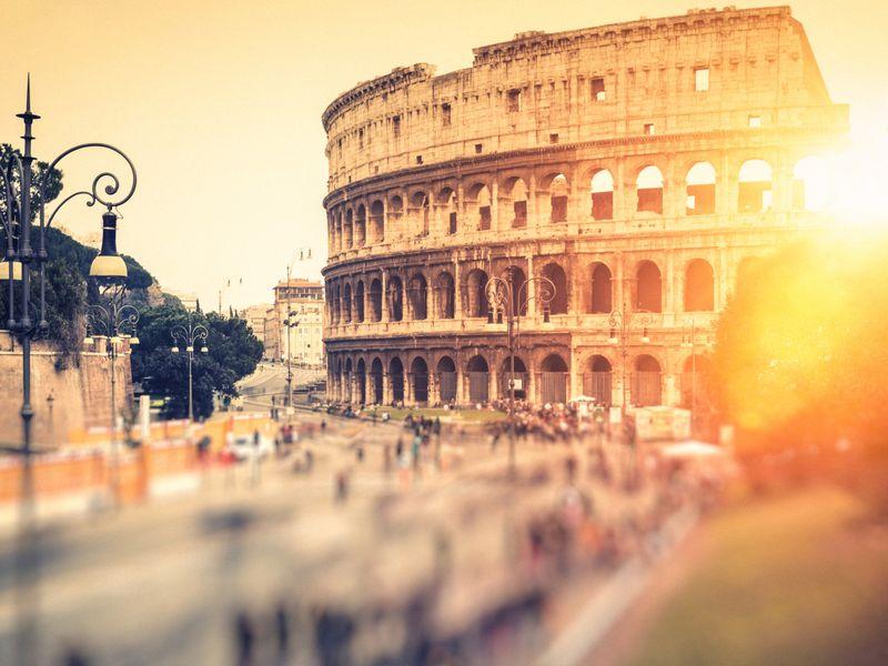 Экскурсия Весь Рим задень— для пассажиров круизных лайнеров