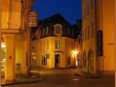 Легенды средневекового Таллина