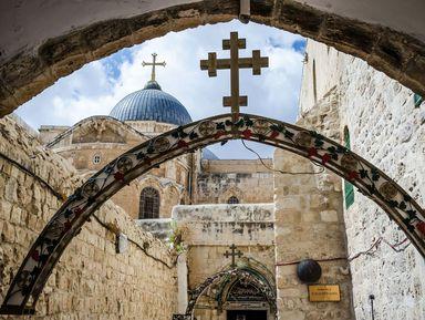 Иерусалим и Вифлеем: земной путь Христа