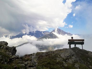 В горы Северной Осетии — к самым облакам