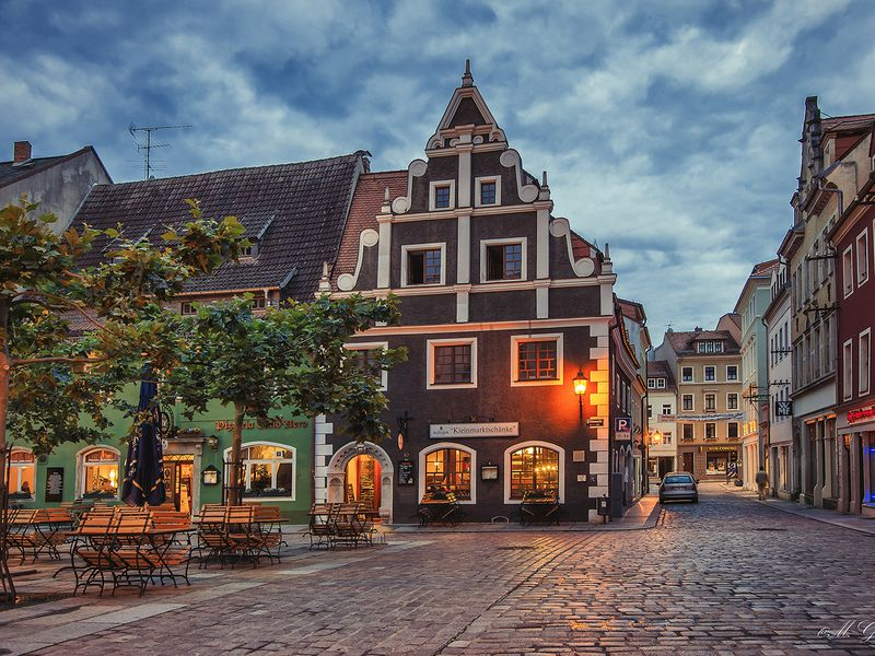 Сокровища Саксонии: замок Везенштайн и фарфоровый Майсен