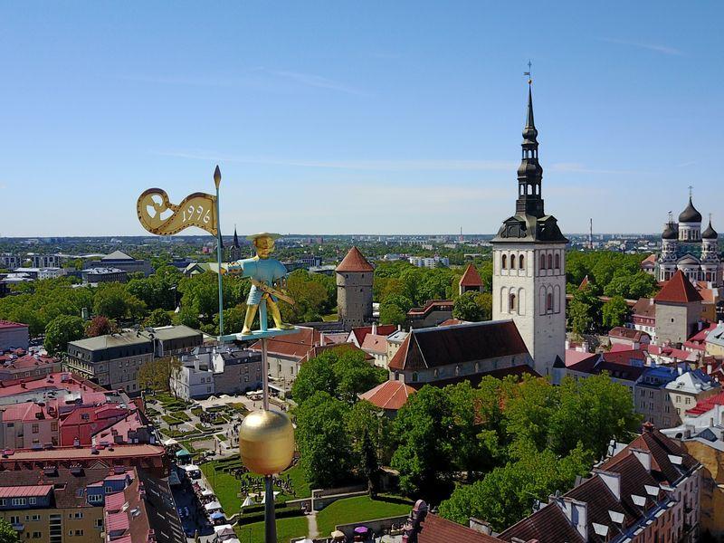 Таллин — город контрастов width=