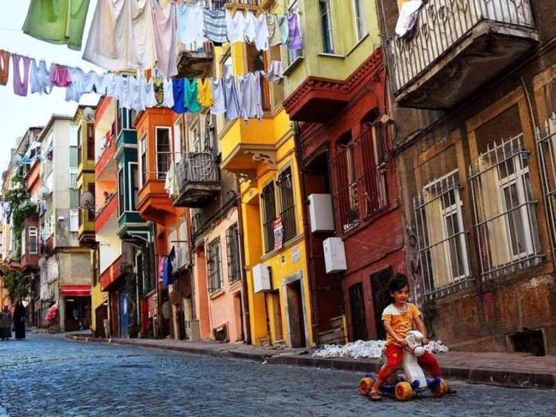 Экскурсия Азиатский Стамбул: история, краски идушевность
