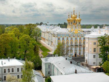 """Экскурсия """"Царское Село – резиденция трёх императриц"""": фото"""