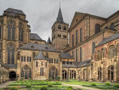 Трир— старейший город Германии