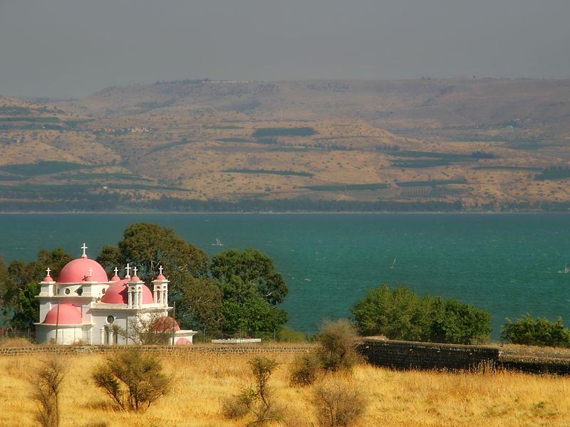 Экскурсия Ожившая Библия: Галилея, Назарет и река Иордан