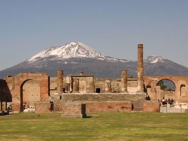 Помпеи – античная машина времени