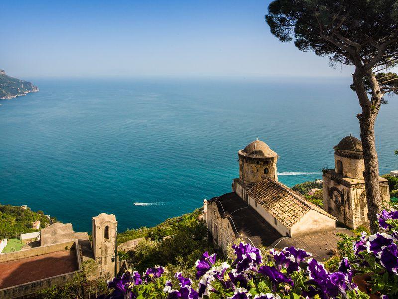 Экскурсия Помпеи и Амальфитанское побережье