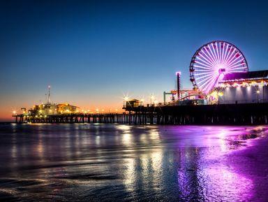 Новый год в Лос-Анджелесе: праздник в городе без снега