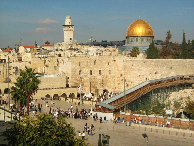 Экскурсия Иерусалим — город трех религий