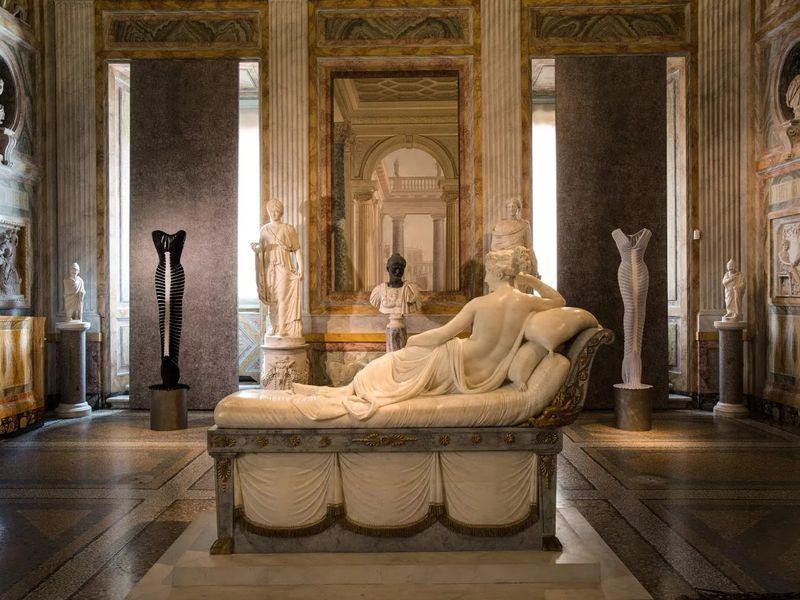 Галерея Боргезе— королева римских музеев