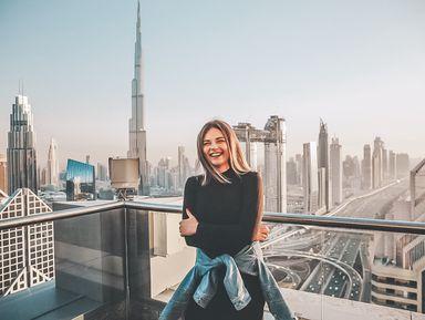 Инстаграм-прогулка по Дубаю