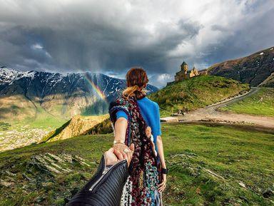 Дорога в Казбеги: душа горной Грузии