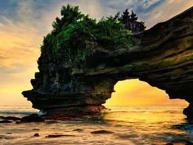 Северо-запад Бали: святыни изаброшенный отель