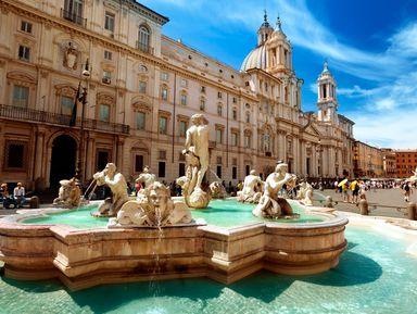 Привет, Рим!