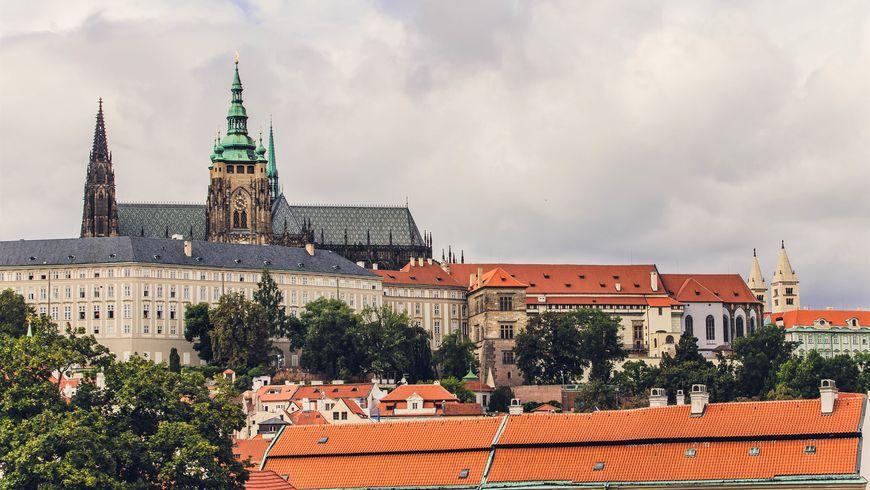 Весь Пражский Град