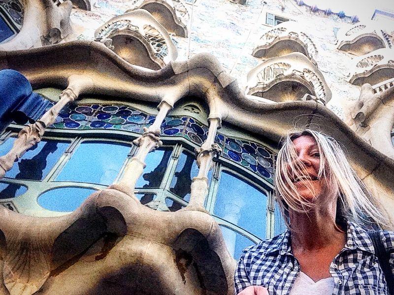 Экскурсия 7 шедевров Барселоны за 4 часа на машине!