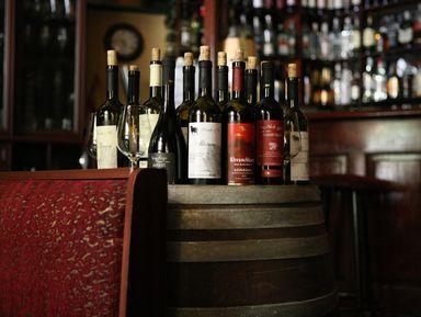 Дегустация грузинских вин, сыров и чурхчелы