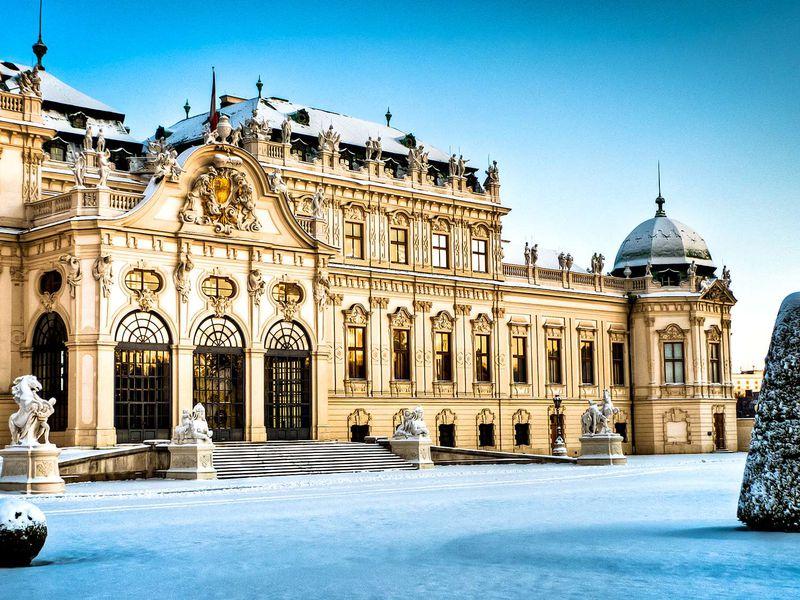 Экскурсия Вена классическая и современная
