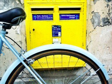 Богемно-креативная атмосфера Парижа