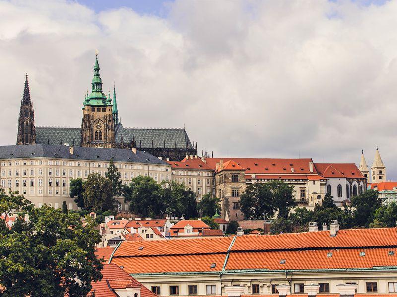Экскурсия Весь Пражский Град