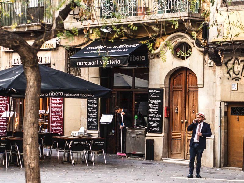 Туда иобратно: отРимской эры до Барселоны XXIвека