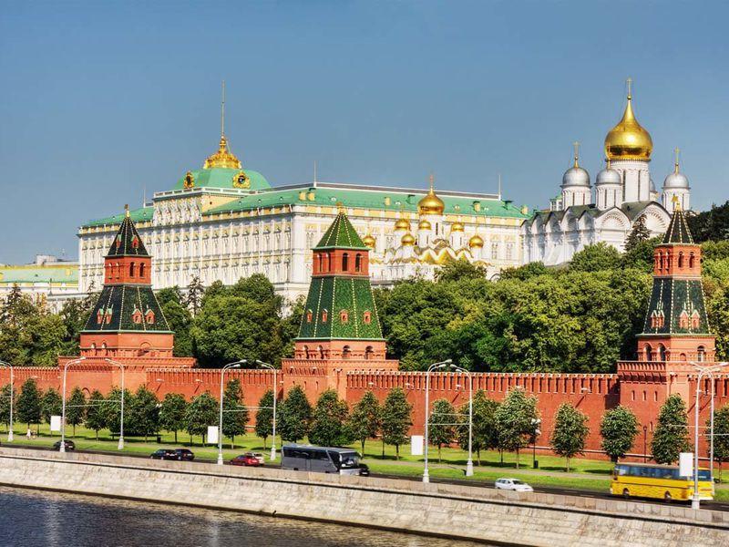 Московский Кремль с гидом-экспертом