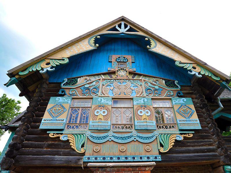 «Русские Афины»— творческая усадьба в Талашкино-Флёново