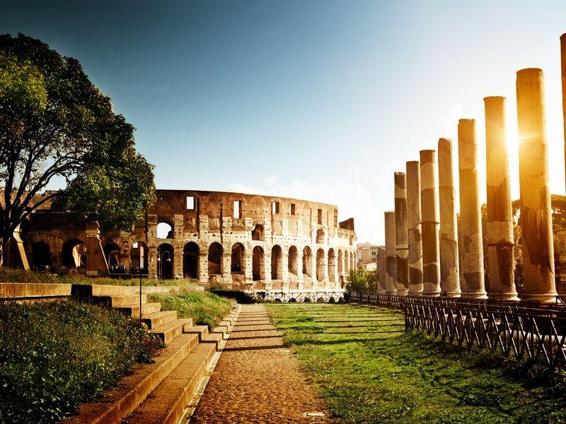 Экскурсия По Риму с ветерком