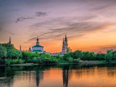 Коломенский кремль изнутри