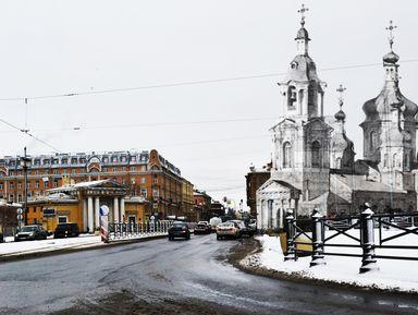 """Экскурсия """"Утраченные достопримечательности Петербурга"""": фото"""