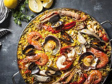 История кухни Испании на гастрономической прогулке по Барселоне