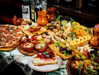 Вкусная Барселона