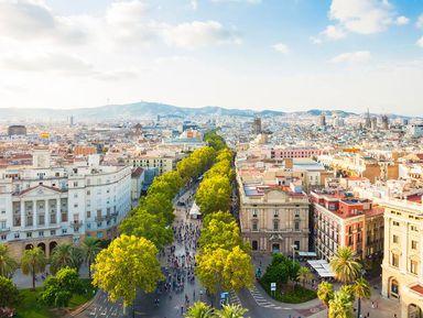 Влюбиться в Барселону за 2 часа