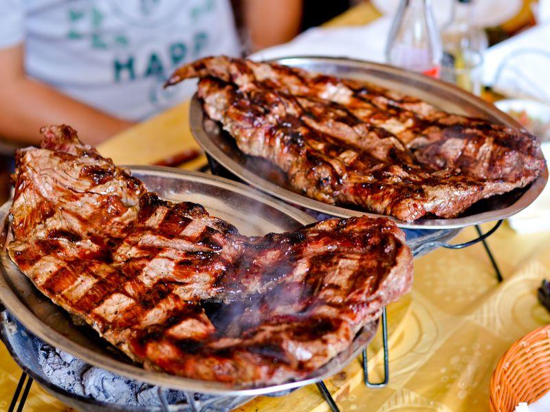 Аргентинская кухня рецепты с фото