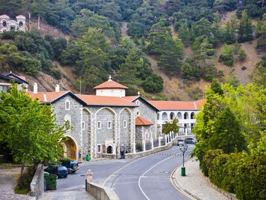 Обзорные и тематические экскурсии в городе Ларнака