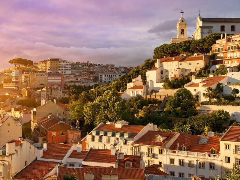 Такой разный Лиссабон