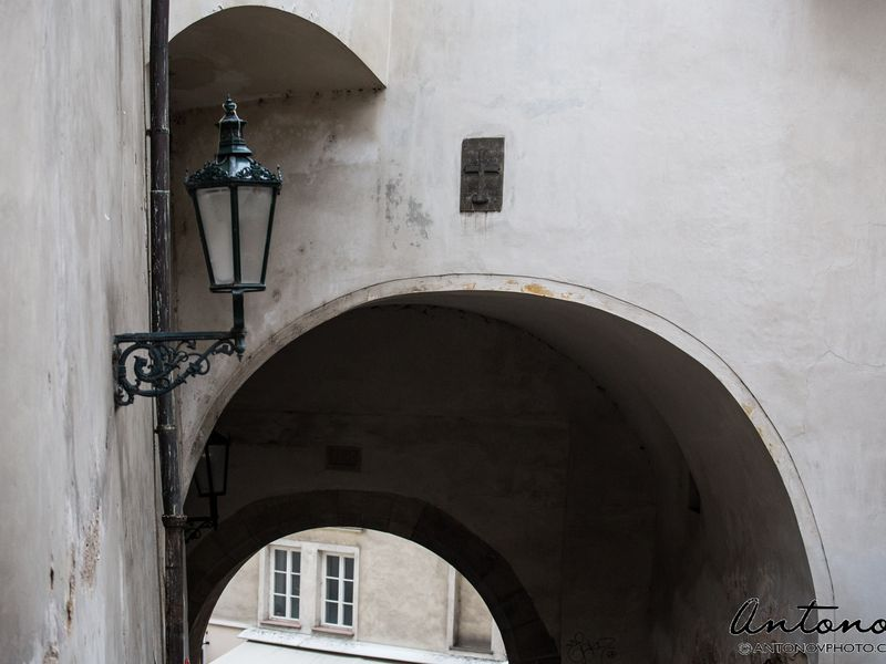 Квест-прогулка «Прага по-другому»