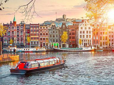 С Амстердамом на «ты»