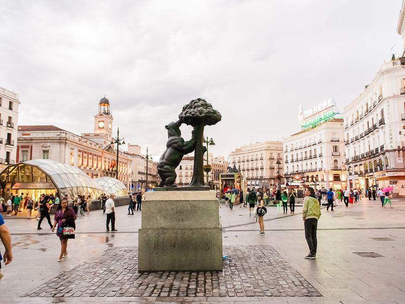 Нескучная история древнего Мадрида