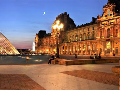 Первое посещение Лувра: вечер в музее