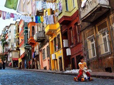 Азиатский Стамбул: история, краски идушевность