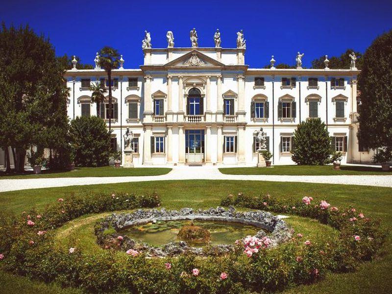 Роскошные виллы Венето