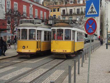 Старый Лиссабон: знакомство с городом